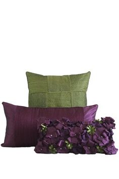 the green and purple i want for my living room.