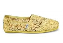 "Yellow Crochet Women's Classics, For Hillary! I have these in black and LOVE them! Hillary you have to get them. they are in ""Last Chance"""