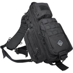 a4b48ca45dd Hazard4 Evac Rocket Tactical Urban Assault Sling Pack Black for sale online