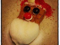 Santa No-Bake Nutter Butters