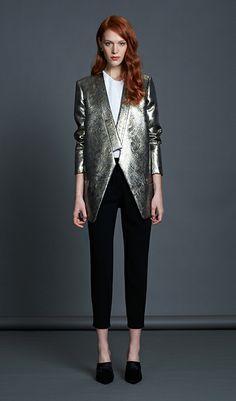 love this style of blazer