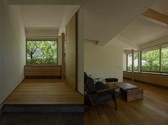 緑陰の家|Premium Design Selection|戸建住宅|積水ハウス House Entrance