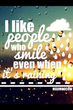 Smile because one smile will change someone's day!