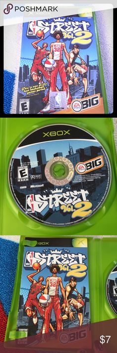 Street vol 2 Xbox 360 A basketball game Xbox360 Other