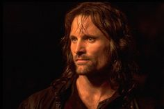 Viggo as Aragorn - For a chance to meet him, vote for Viggo Mortensen at http://CelebCharityChallenge.org !