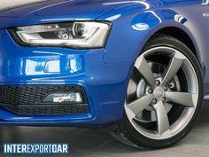 Audi S4 Avant 3.0 TFSI Quattro S-tronic Bi-Xenon Skóra DVD FV23% Akcyza