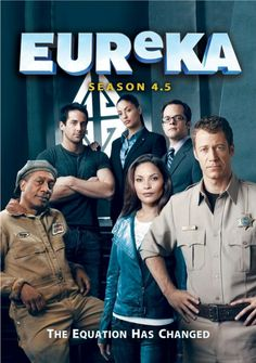 Eureka. I really wish they didn't cancel this show