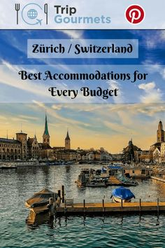 Zurich with its beautiful lake, the stunning Alpine views, and cosmopolitan air is one of the most attractive cities Switzerland has to offer. Because it is the largest city in the country and works perfectly as a base for any Switzerland holidays, we wan