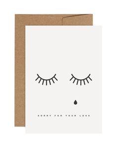 #0080 teardrops, Letterpress-Klappkarte DIN A6 mit Umschlag, www.redfries.com