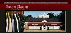 Home | Banner Cleaners - Saint Louis, Missouri
