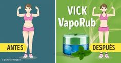 12 Unexpected but Great Uses for Vicks VapoRub Vicks Vapor Rub Uses, Uses For Vicks, Vicks Rub, Vapo Rub Uses, Vaporub Vicks, Coconut Oil For Face, Nasal Congestion, Skin Firming, Cellulite