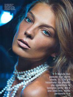 #Daria Werbowy #super model #beauty #Imagen