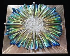 Fused Glass Wall Art by Frank Thompson
