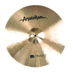 Anatolian Ultimate Series US18CRH 18-Inch Crash Cymbal by Anatolian Cymbals. $239.99. Anatolian Ultimate Series Cymbals are Characterized by an Incredible Dynamic Range, Extremely Fast Response and an Explosive Sound Behavior. These Cymbals Prove an Impressive Synthesis of Traditional Handmade Art and Implementation of Innovative Ideas. Through Their Enormous Musicality, a Warm Sound and Balanced Tonal Spectrum, this Series is Universally Applicable.. Save 40% Off!