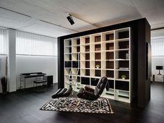 Amrein Wohnen Luzern Ausstellung in Kriens www.amrein.ch Shelving, The Unit, Design, Home Decor, Lucerne, Design Interiors, Homes, Photo Illustration, Shelves
