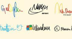 Si les logos de grandes marques avaient été designés par des médecins