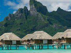Four Seasons Resort Bora Bora #travel