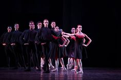 13.11.2015, Five Tangos, the Mariinsky Triple Bill at the National Center for Performing Arts, the Mariinsky Tour in Beijing, China.