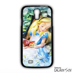 Alice and the Wonderland for Samsung Galaxy S3/S4/S5/S6/S6 Edge/S6 Edge Plus phonecases