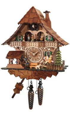 My cuckoo clock