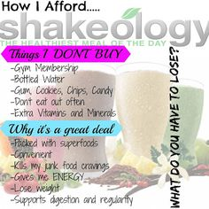Get Fit With Court: How I Afford Shakeology as a Stay at Home Mom