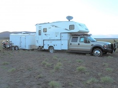 RV.Net Open Roads Forum: Trip report, part one: 2013 Overland Expo and the TC flood