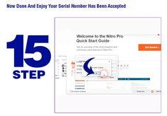 nitro pro 10 serial number