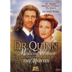 Two full-length movies based on the television series DR. QUINN, MEDICINE WOMAN are contained on this release. Jane Seymour stars as the small-town doctor trying to establish a medical practice in Ame Love Movie, Movie Tv, Joe Lando, Dr Quinn, Nostalgia, Old Tv Shows, Por Tv, Classic Tv, Classic Movies