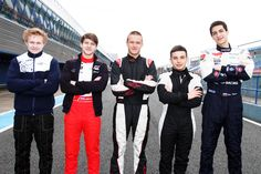 Five drivers join the 2015 SMP Championship New Drivers, Sports Stars, Fashion, Moda, Fashion Styles, Fashion Illustrations