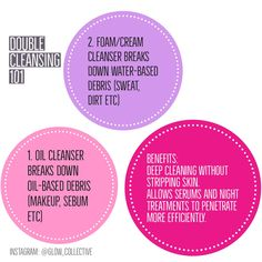 #double #cleansing is a #skincare game changer
