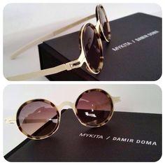 Tus @mykitaofficial en exclusiva a @sunglassisland1 ❤️ #sunglassisland #mykita #damirdoma #berlin #handmade #islascanarias #lapalma #sunglasses #eyewear #fashion #moda #trend #tortoise #round #tendencia #gafas #gafasdesol #specs #losllanosdearidane www.sunglassisland.es