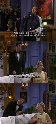 The one where no one's ready..such a great episode