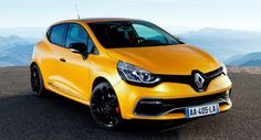Renault's New 197HP Clio R.S. 200 EDC Pocket Rocket Priced From €24,990 in France - Carscoop