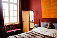 Freunde von Freunden — Alpha Sidibe — Studio Manager at Louboutin, Apartment, Paris, Le Marais — http://www.freundevonfreunden.com/interviews/alpha-sidibe/