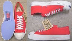 CONVERSE jack purcell made in USA