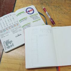 Migrating from a Ruled Journal to a Dot Grid!