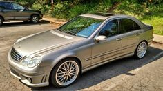 Mercedes-Benz W203 C55 AMG | BENZTUNING | Performance and Style