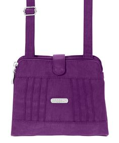 Another great find on #zulily! Mulberry Roundabout Crossbody Bag by baggallini #zulilyfinds $25