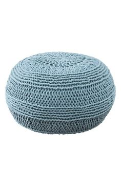 Free shipping and returns on Rizzy Home Woven Pouf at Nordstrom.com. Intensify the shabby-chic appeal of your décor with an earthy, woven cushion.
