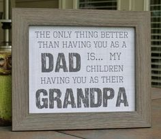 Fathers Day Crafts Discover Fathers Day gifts Papa Poppa Grandpa gift Gift for Dad Paw Paw rustic Fathers Day gift Dad birthday gift Papa Christmas gift Fathers Day gifts Papa Poppa Grandpa gift Gift for Dad Paw Paw rustic Fathers Day gift Dad Grandpa Birthday Gifts, Grandpa Gifts, Dad Birthday, Birthday Crafts, Daddy Gifts, Birthday Bash, Funny Birthday, Daddy Day, Father's Day Diy