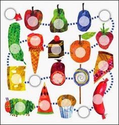 Head Full of Ideas   angielski dla dzieci, blog dla nauczycieli: The Very Hungry Caterpillar