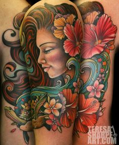 "Teresa Sharpe of "" Best Ink"" Fort Wayne, IN"