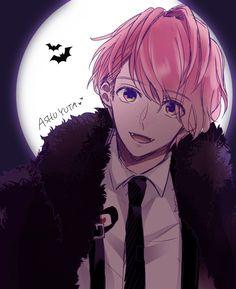 virus anime Yuta // b-project Pink Hair Guy, Pink Hair Anime, Hot Anime Boy, Anime Boys, Make Your Own Character, Tsukiuta The Animation, Cartoon Boy, Fanarts Anime, Fan Art