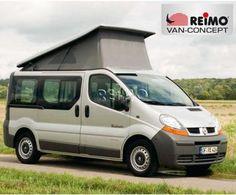 Up dak Opel Vivaro / Renault Trafic / Nissan Primastar, wit