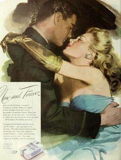 1944 Woodbury Facial Soap