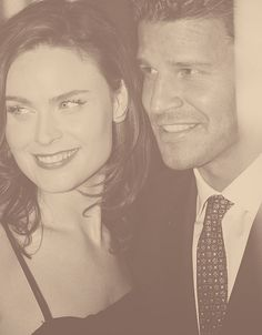 Bones and Booth.