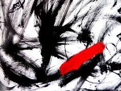 Künstlerin: Heidemarie Gramminger-Kämpf Stil: Acrylgemälde, Leinwandbild, modern, abstrakt, Original, Unikat, Beschreibung: Rassiges Gemälde schwarz weiß mit spannendem Motiv. Sehr anregend und passend zum stilvollem modernen Ambiente. Hochwertige moderne Malerei. Breiter Rahmen. 150 x 120 x 5 c