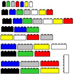SMARTboard Files by Ashley Queen | Elementary Music Resources, teaching rhythm and beat with lego