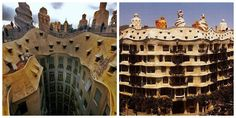 Casa Mila- What to do in Barcelona