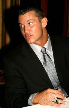Young randy orton :)